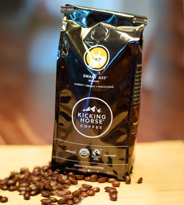 Review of Kicking Horse Coffee 10 Oz Medium Roast, Whole Bean