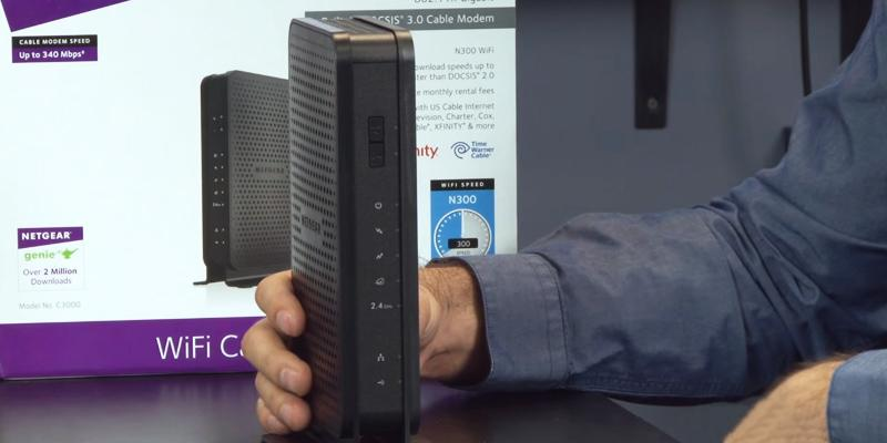 Review of NETGEAR CM500 High Speed