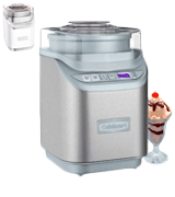 Cuisinart ICE-70 Ice Cream Maker with Countdown Timer