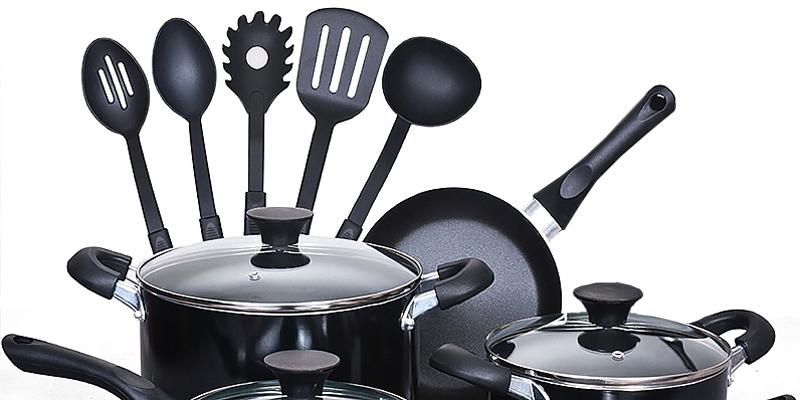 Review of Cook N Home 15-Piece Non Stick Cookware Set