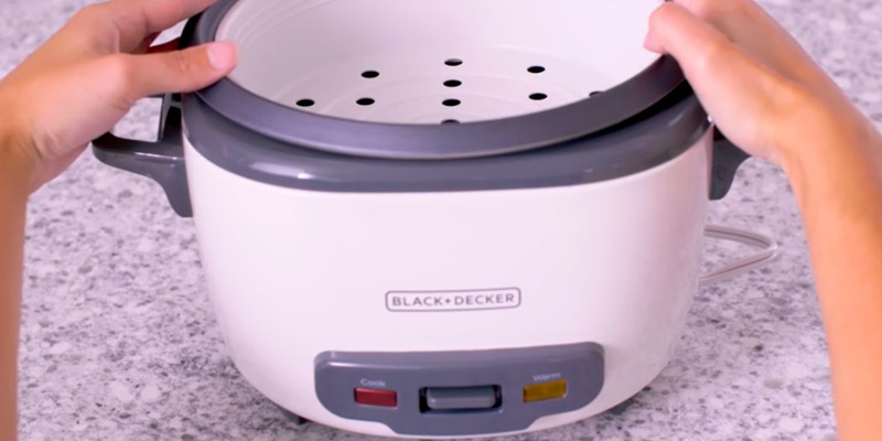 Detailed review of BLACK + DECKER RC506 Rice Cooker and Food Steamer