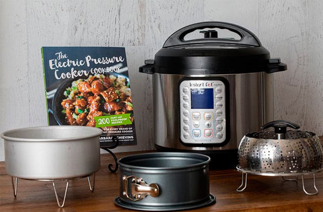 Comparison of Instant Pot Cookbooks