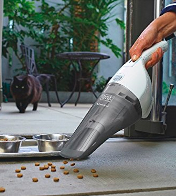 Review of Black & Decker HNV220BCZ10FF Handheld Vacuum