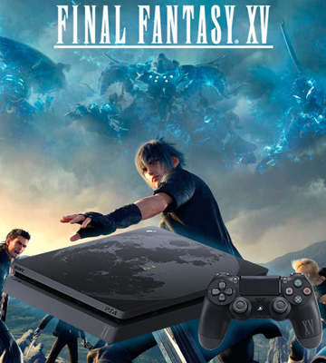 Review of Sony PlayStation 4 Limited Edition Bundle Final Fantasy XV