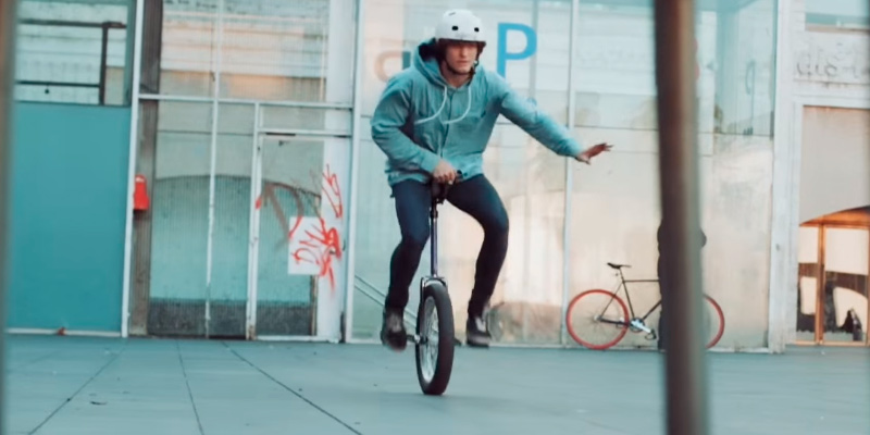 "Detailed review of Fun Chrome 20"" Unicycle with Alloy Rim"