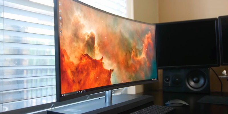 "Review of HP Envy (3LB85AA#ABA) 34"" Curved QHD AIO Desktop (Core i7-8700T, GTX 1050, 16GB RAM, 1TB HDD)"