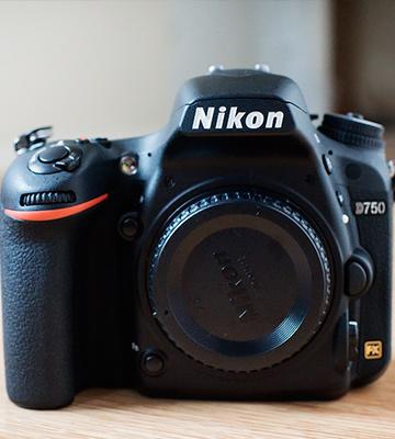 Review of Nikon D750 FX-format Digital SLR Camera (Body Only)