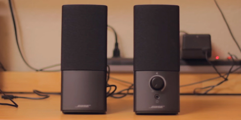 Detailed review of Bose Companion 2 Multimedia Speakers for Laptop