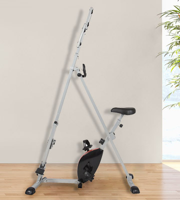 Review of Best Choice Products 2-IN-1 Vertical Climber
