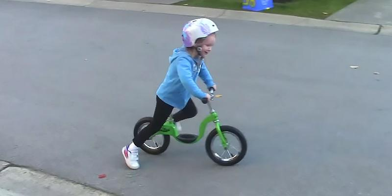 Review of KaZAM v2e Balance Bike