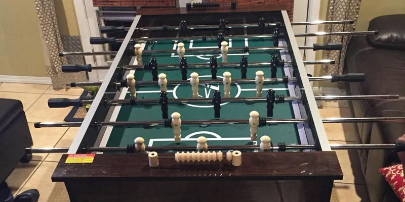 Review of EastPoint Sports Newcastle Foosball Table