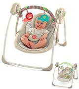 Comfort & Harmony 60194 Cozy Kingdom Portable Swing