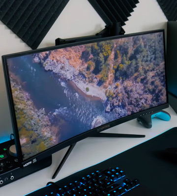 Review of Sceptre (C305B-200UN) 30-inch Curved 21:9 Gaming Monitor (AMD Free Sync)