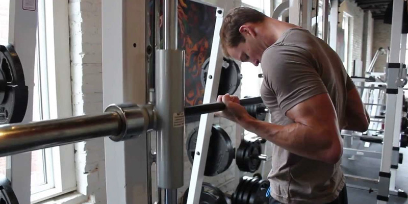 Detailed review of Deltech Fitness Linear Bearing Smith Machine