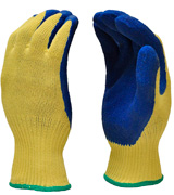 G & F Products (1 Pair) 1607L Cut Resistant Kevlar Work Gloves