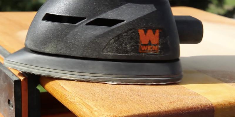 Review of WEN 6301 Electric Detailing Palm Sander