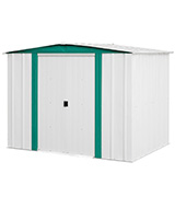 Arrow Sheds HM86 Steel Storage Shed