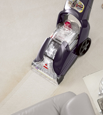 Review of Bissell 1622 PowerLifter PowerBrush Upright Carpet Cleaner