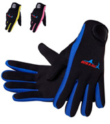 DIVE & SAIL DG-001-YL-S-Parent Neoprene Gloves Scuba Diving