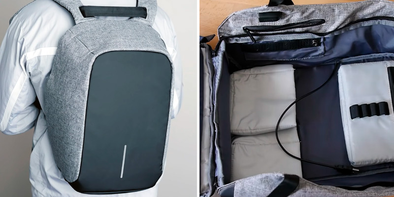 Review of XD Design Bobby XL Anti-Theft Laptop Backpack