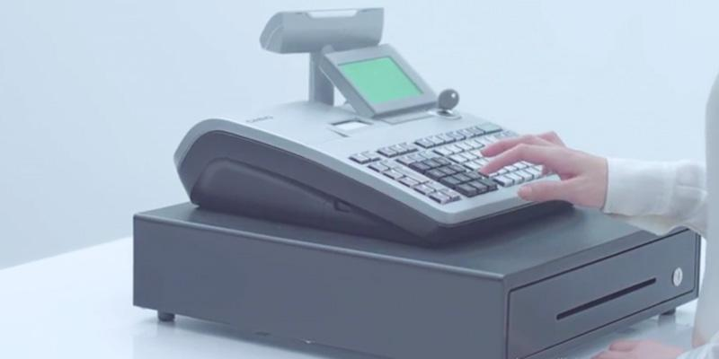 Review of Casio PCR-T2300 Electronic Cash Register