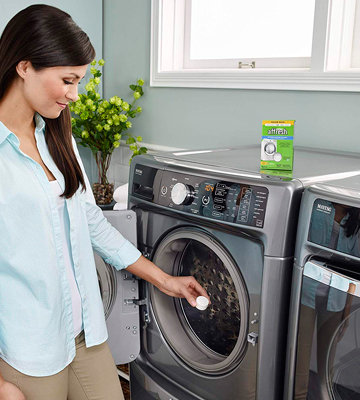 Review of Affresh Washer Machine Cleaner