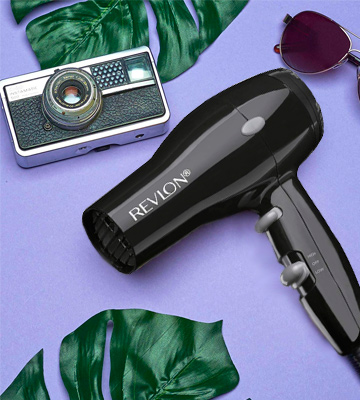 Review of Revlon 1875W Compact And Lightweight Hair Dryer