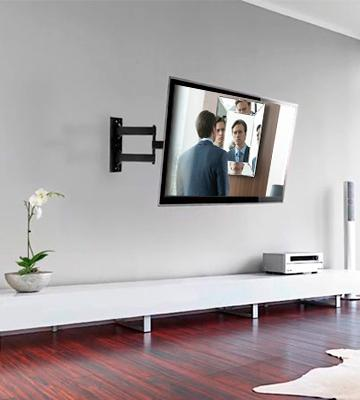 Review of VideoSecu ML531BE TV Wall Mount & 5 Best TV Wall Mounts Reviews of 2018 - BestAdvisor.com