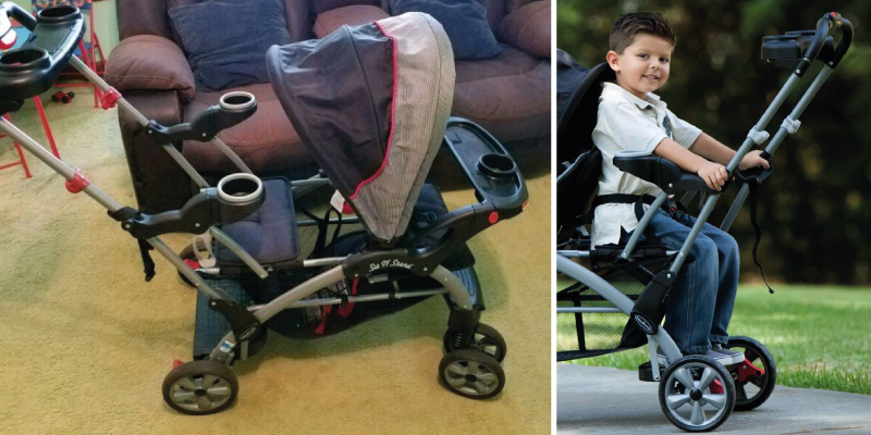 Review of Baby Trend Sit N Stand Ultra Stroller