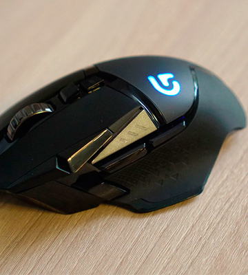 Review of Logitech G502 Proteus Spectrum Gaming Mouse