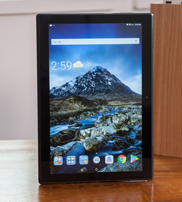 Review of Lenovo Tab 4 (ZA2J0143US) 10.1 Android Tablet (Snapdragon APQ8017, 2GB RAM, 32GB Storage)