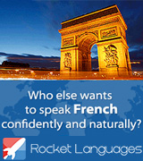 Rocket Languages Rocket French Online Course