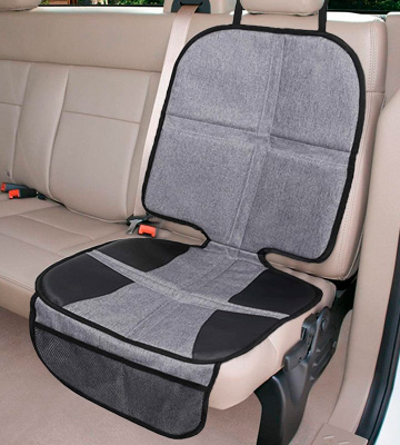 Review of BB Driver Car Seat Protector for Child Car Seat