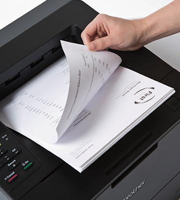 Review of Brother HLL6200DW with Large Paper Capacity