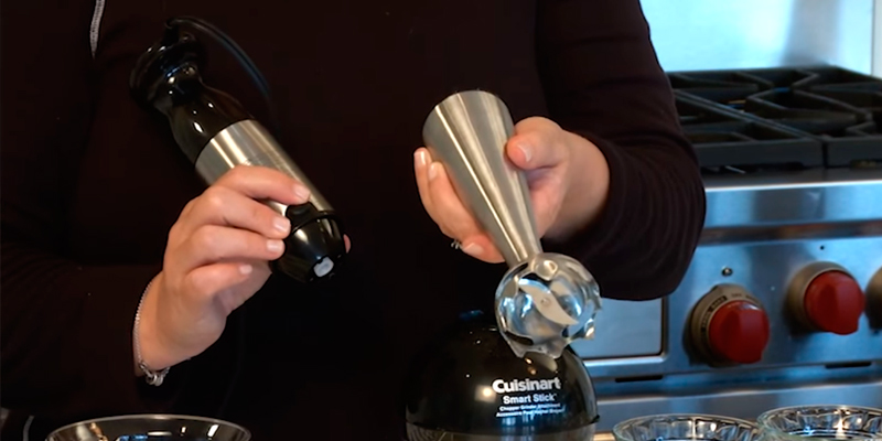 Cuisinart CSB-79 Smart Stick Hand Blender in the use