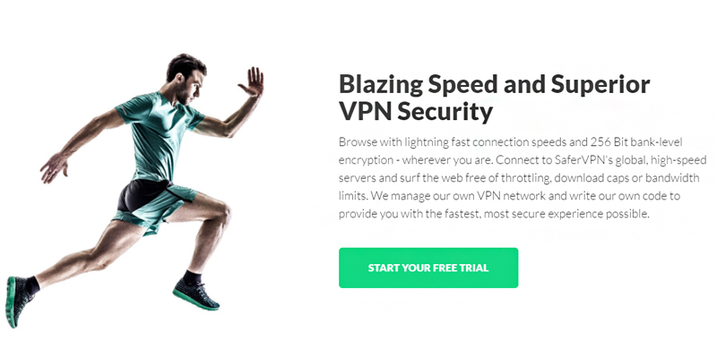 Detailed review of SaferVPN VPN