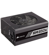 Corsair RMx Series Fully Modular Power Supply, 80+ Gold Certified