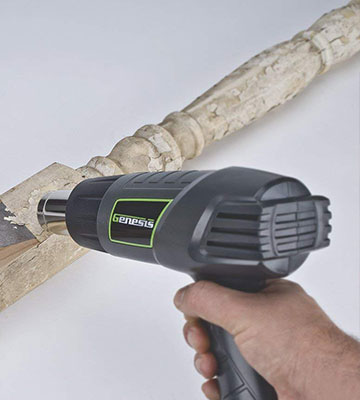 Review of Genesis GHG1500A Heat Gun