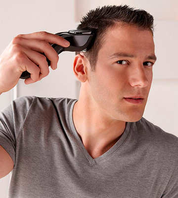 Review of Philips Norelco 7100 HC7452/41 Hair Clipper