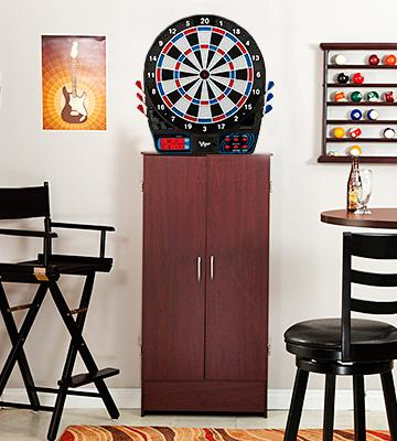Review of Viper 777 Electronic Soft Tip Dartboard