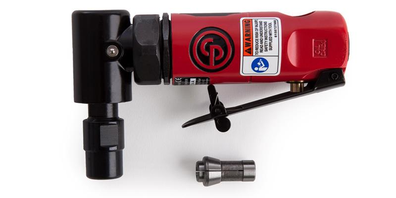 Review of Chicago Pneumatic CP875
