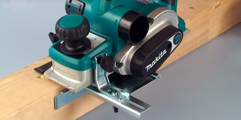Detailed review of Makita KP0810 7.5 Amp 3-1/4-Inch Planer