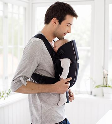 Review of BABYBJORN 023056US Original Baby Carrier