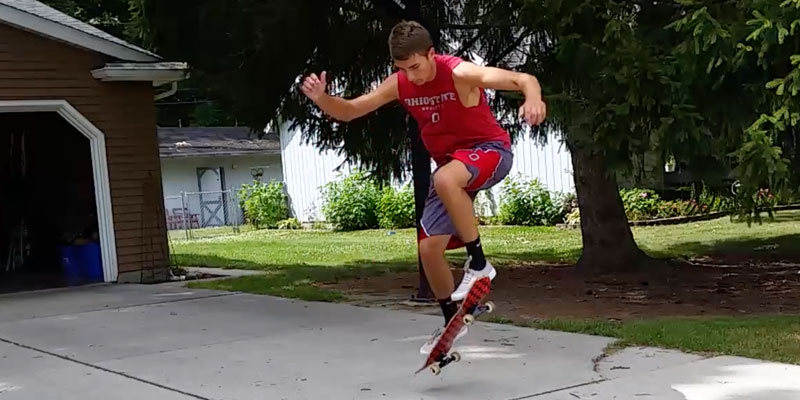 Review of KPC Pro Skateboard Complete