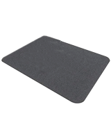 Lesonic 47 x 35 Rectangular Office Chair Mat for Hardwood and Tile Floor