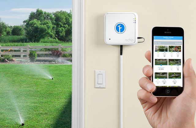 Best  Smart Sprinklers