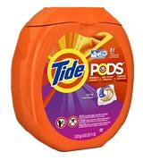 Tide PODS Spring Meadow HE Turbo Pacs 81-load Tub