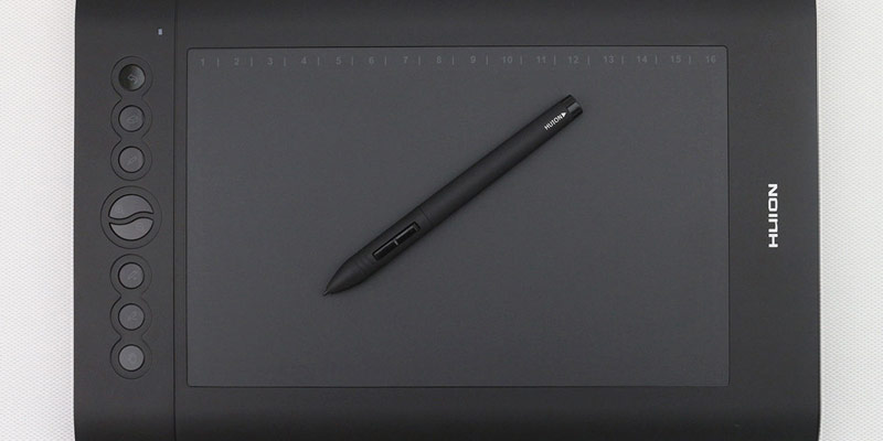 Detailed review of Huion H610 Pro 8192 Graphics Drawing Pen Tablet