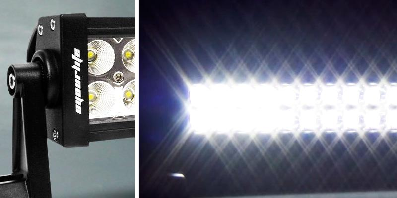 Review of Eyourlife J_120 Combo LED Light Bar