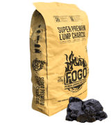 Fogo 17.6-pound Super Premium Hardwood Lump Charcoal